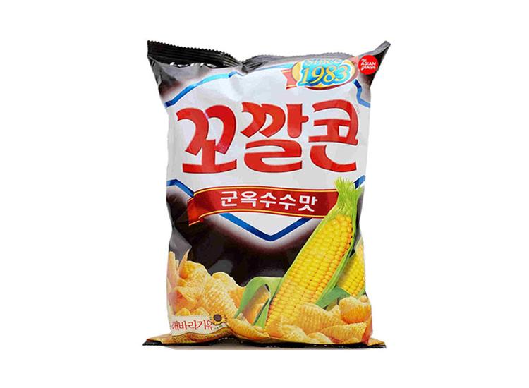 롯데)꼬깔콘군옥수수맛120g