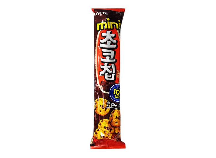 롯데)미니초코칩쿠키69g