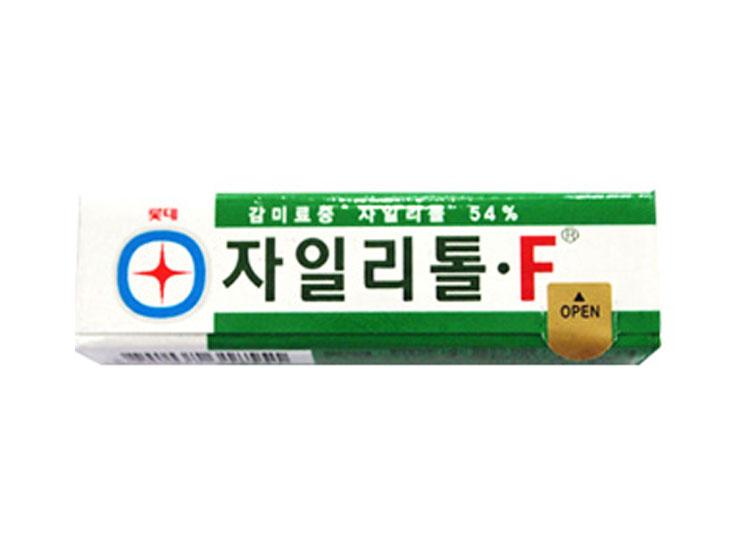 롯데)1000자일리톨F24g