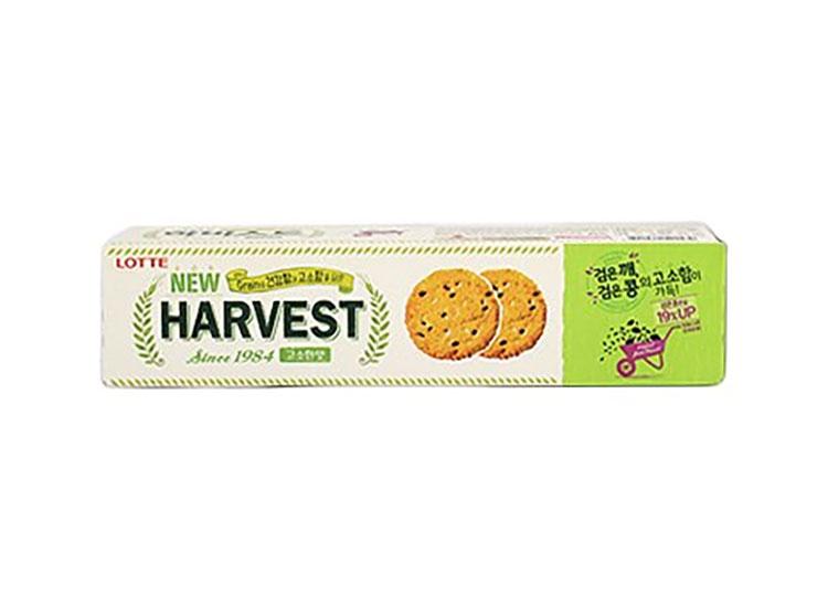 롯데)하비스트고소한맛100g