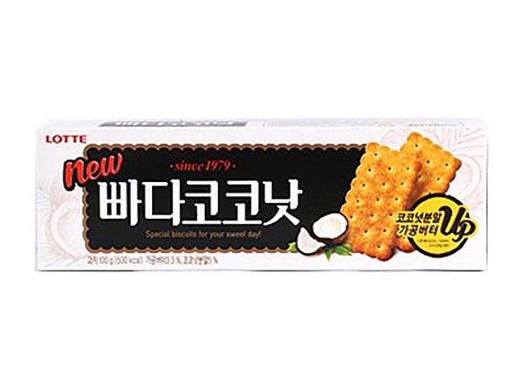롯데)빠다코코낫100g