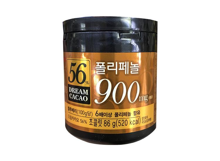 롯데)3000드림카카오56%(86g)