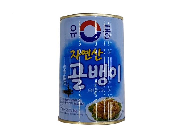 유동)자연산골뱅이400g
