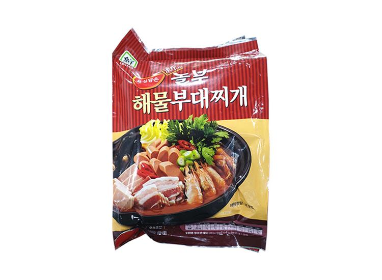 사조대림)해물부대찌개560g