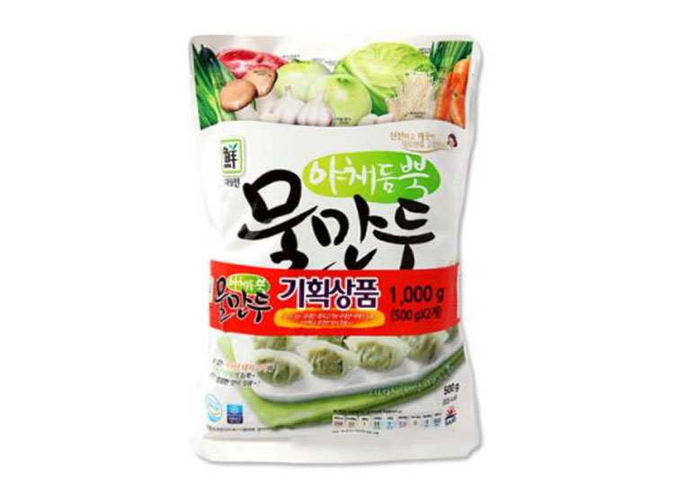 대림)야채물만두500g*2