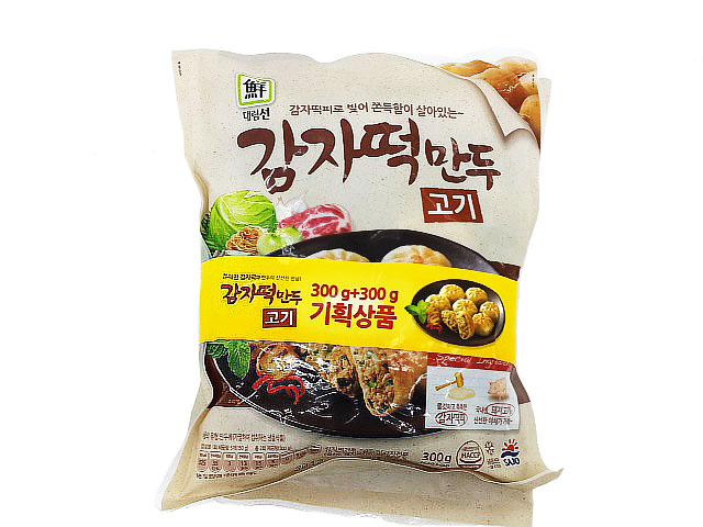 대림선)고기감자떡만두300g*2