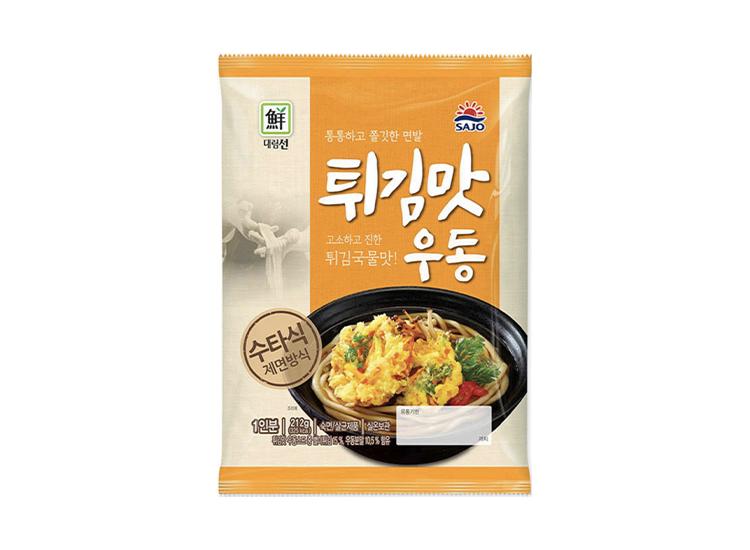 대림선)튀김맛우동212g(1인분)