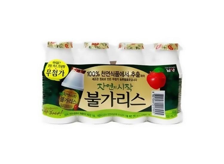 남양)불가리스150ml(사과)*4