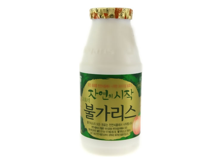 남양)자연불가리스복숭아150(리)