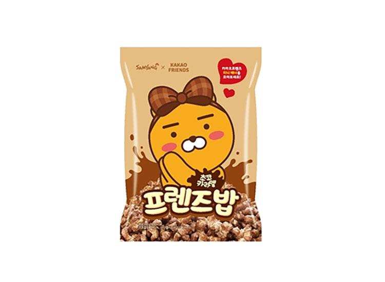 삼양)프렌즈밥초코카라멜88g