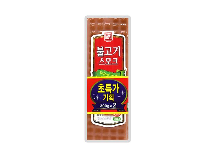 한성)불고기스모크햄300g*2