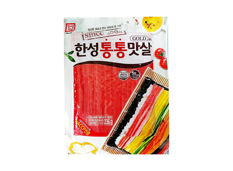 한성)통통맛살골드236g