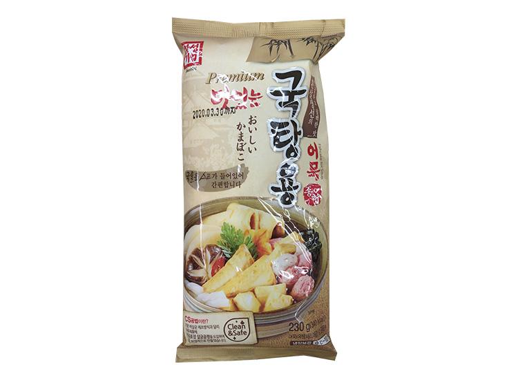 한성)맛있는국탕용어묵(종합)230g