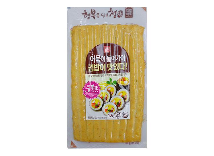 한성)김밥어묵100g