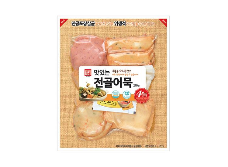 한성)맛있는전골어묵270g