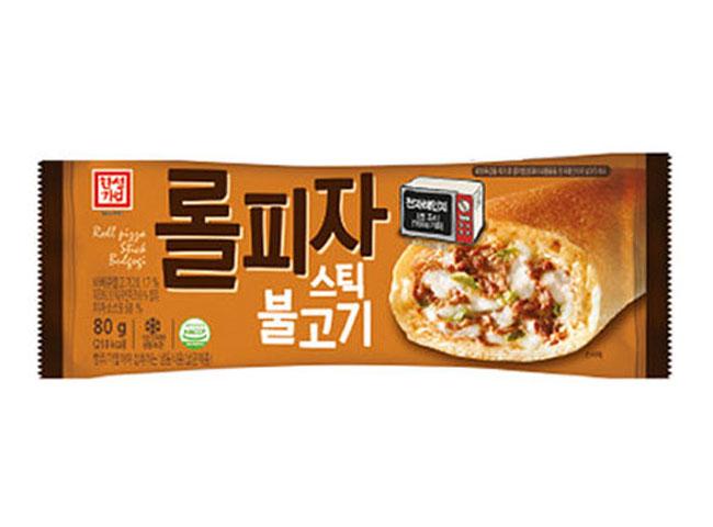 한성)롤피자스틱불고기맛80g