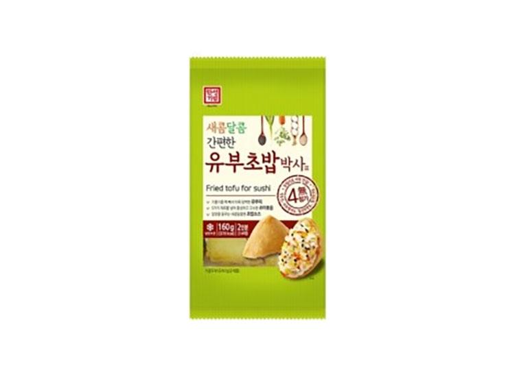 한성)새콤유뷰초밥160g