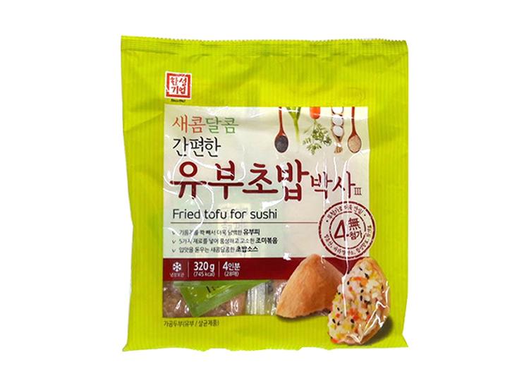 한성)유부초밥(대)320g