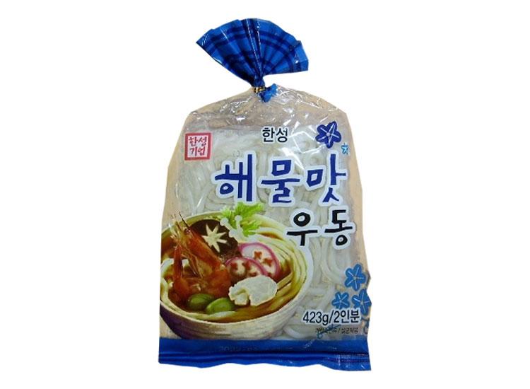 한성)해물맛우동423g