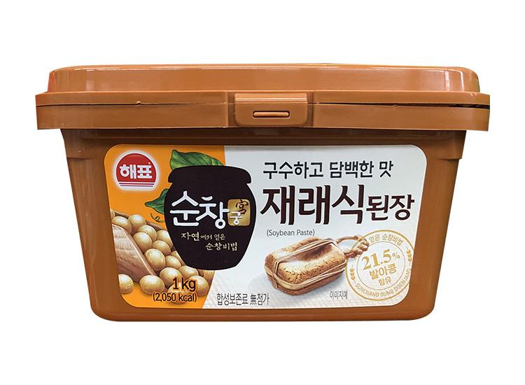 사조해표)순창궁발아콩메주된장1kg