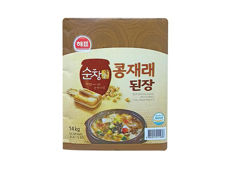 사조해표)순창궁재래식된장14kg
