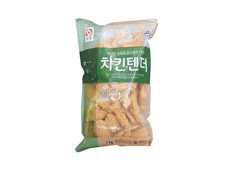 사조오양)치킨텐더1kg