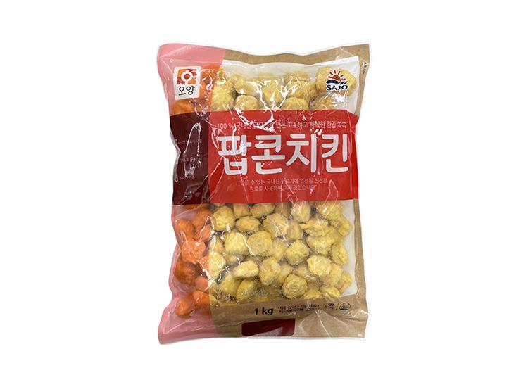 사조오양)팝콘치킨1kg