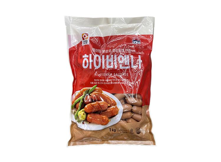 사조오양)하이비엔나1kg