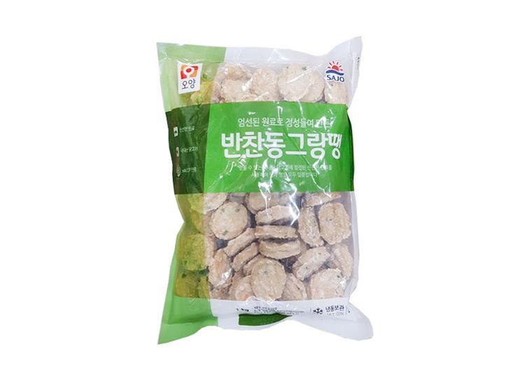 사조오양)반찬동그랑땡1kg