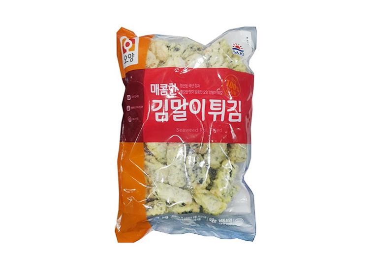 사조오양)매콤김말이튀김1kg