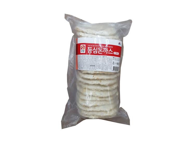 사조오양)등심돈까스2.7kg