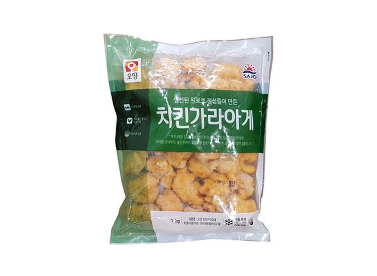 사조오양)치킨가라아게1kg