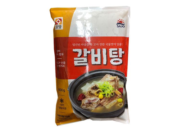 사조오양)갈비탕600g