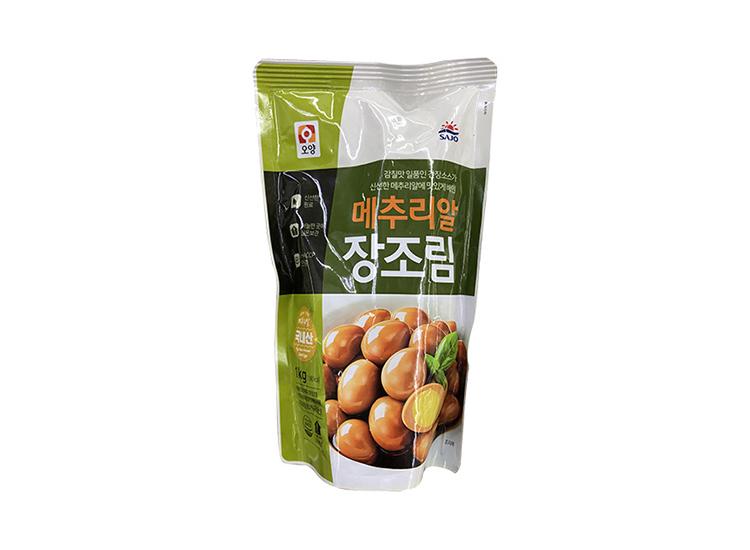 사조오양)메추리알장조림1kg