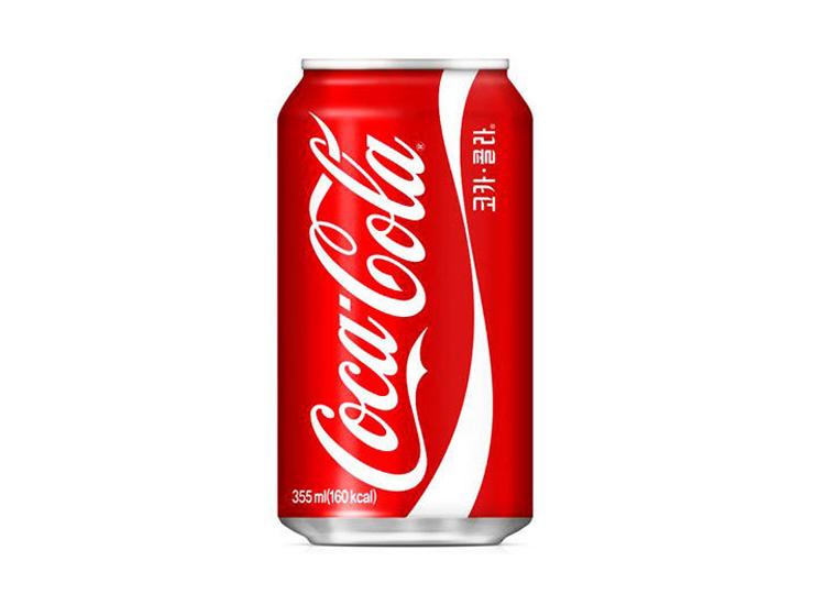 코카콜라캔355ml