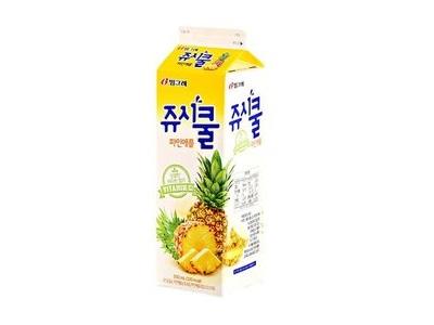 빙그레)쥬시쿨 파인애플930ml