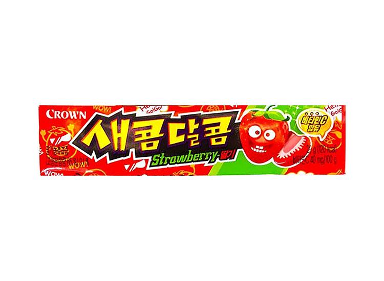 크라운)새콤달콤 딸기