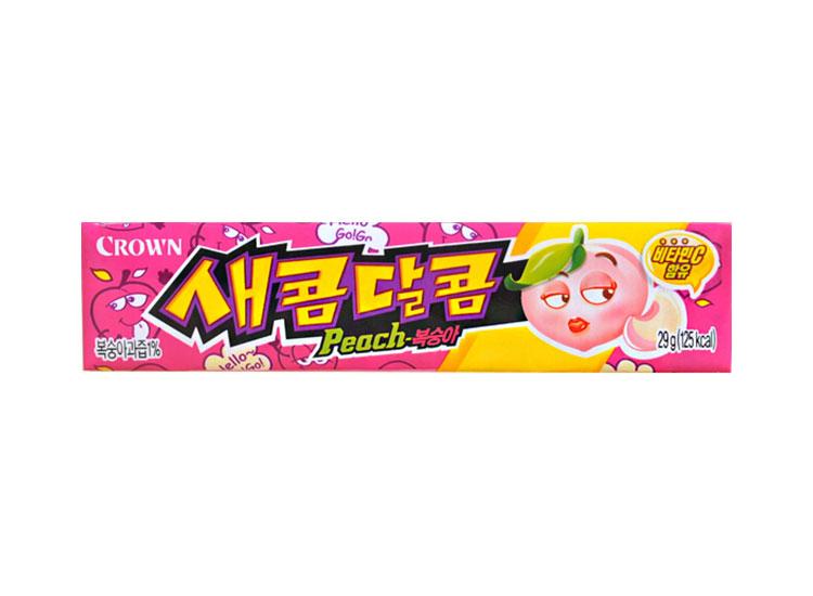 해태)500새콤달콤복숭아