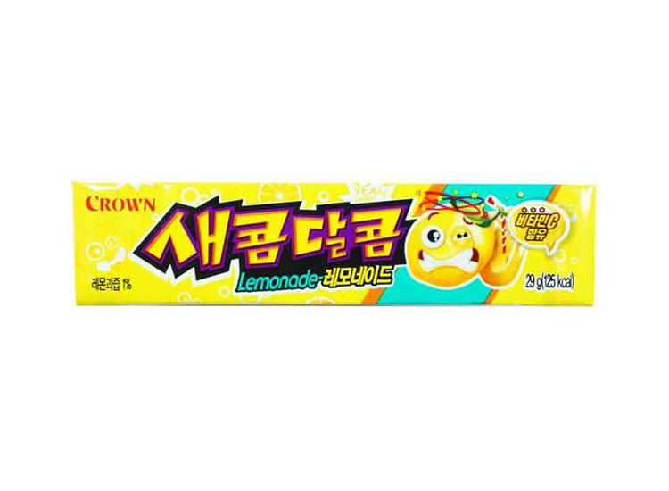크라운)새콤달콤 레몬