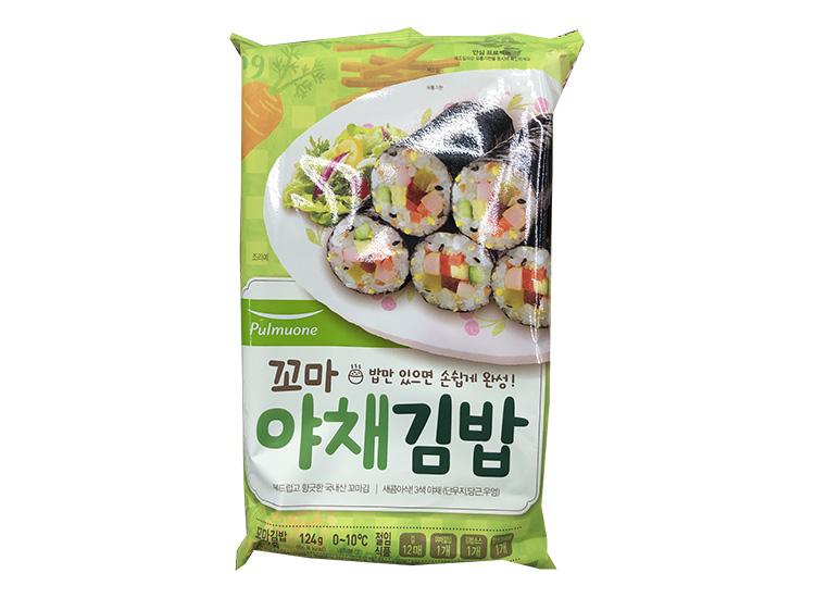 생가득꼬마야채김밥세트