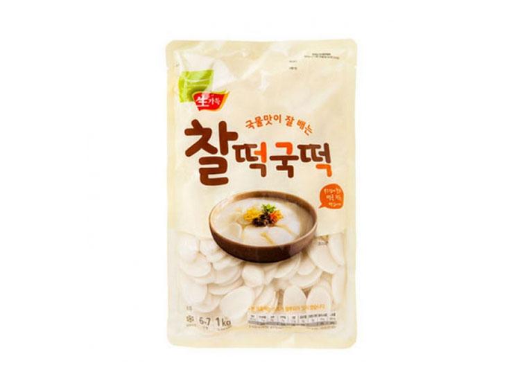 풀무원)찰떡국떡1kg