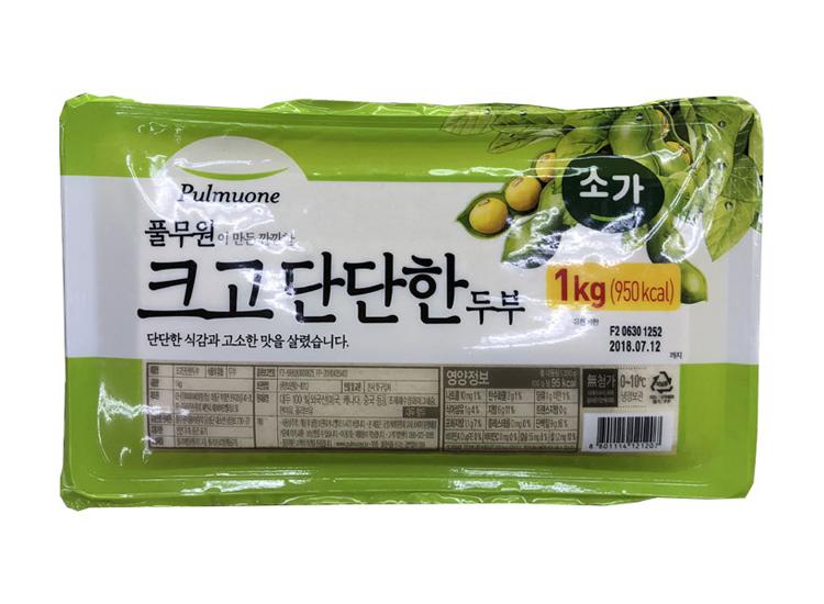 풀무원)소단단두부1kg(식재료)
