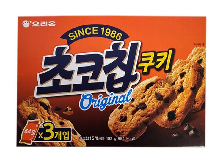 오리온)초코칩쿠키192g