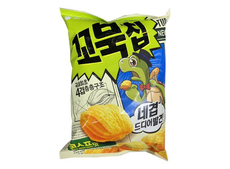 오리온)꼬북칩콘스프맛136g