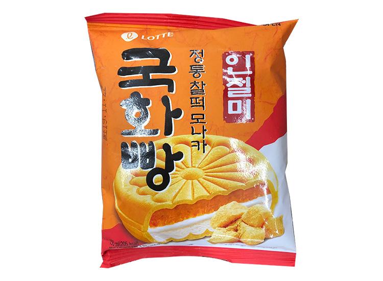 롯데)국화빵인절미150ml