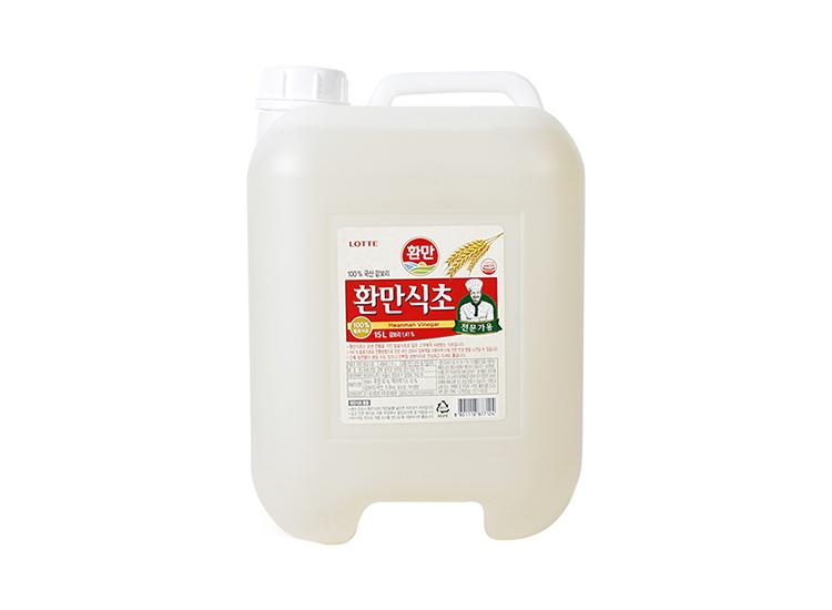 롯데)환만식초15L