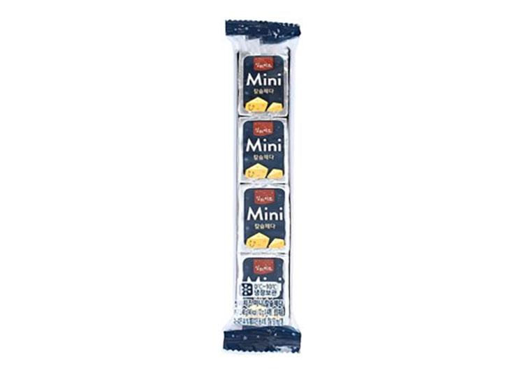 매일)미니칼슘체다12g*4