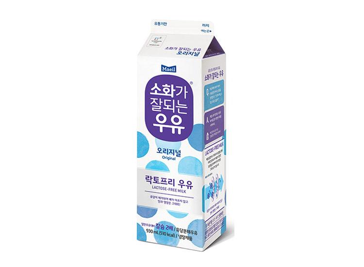 매일)소화가잘되는우유930ml