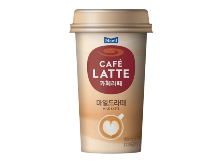 매일)카페라떼-마일드220ml