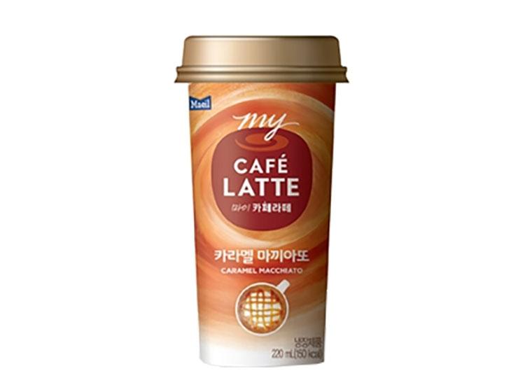 매일)카페라떼-마끼아또200ml